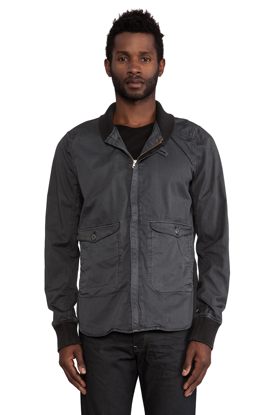 G-Star Harben Overshirt Premium in Bullit