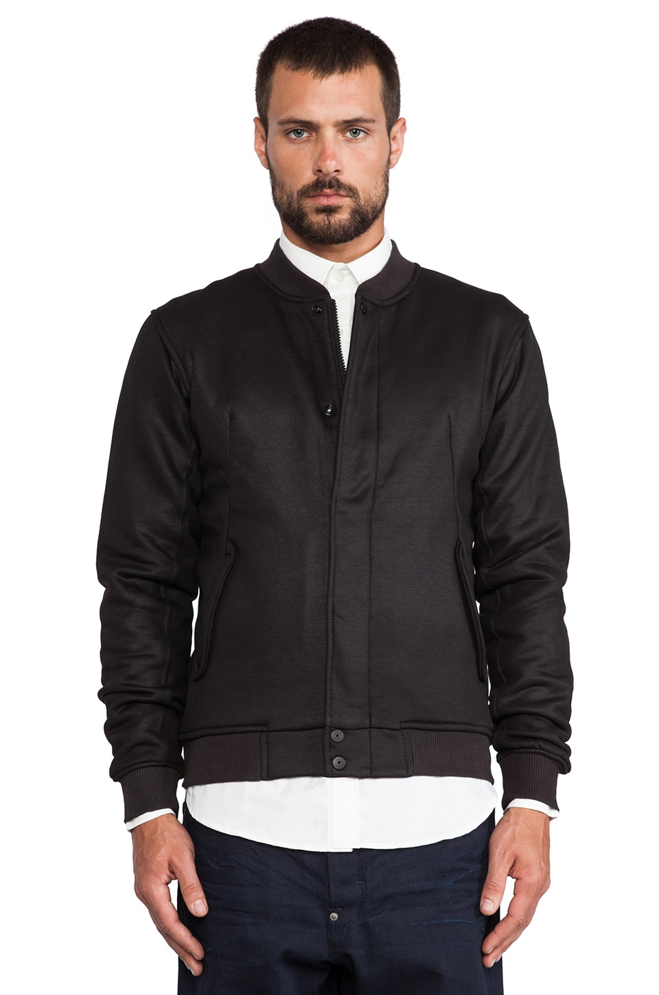 G-Star Sobeck Bomber in Black