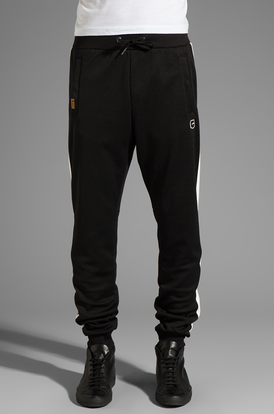 G-Star Carsatelli Sweatpant in Black