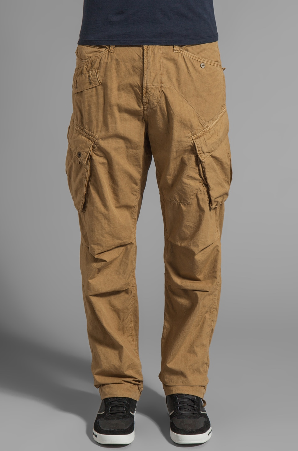 G-Star Rovic Loose Pant in Dark Fall