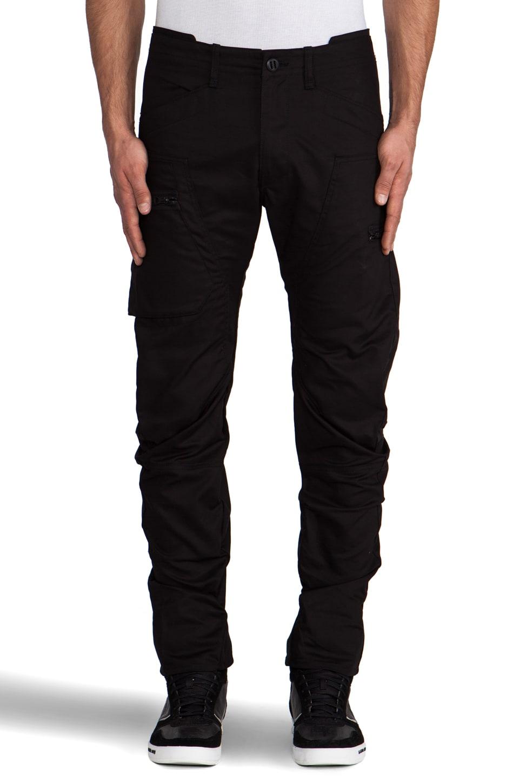 G-Star Powel 3D Tapered in Black