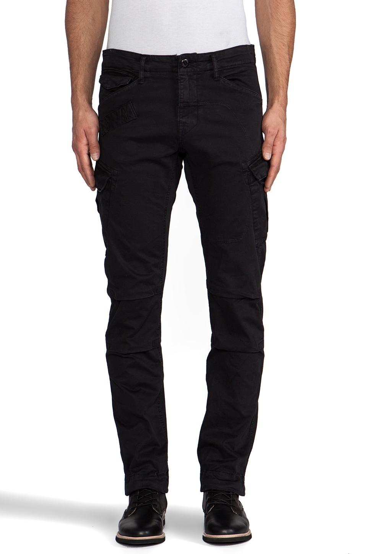 G-Star Rovic Slim Cargo in Black