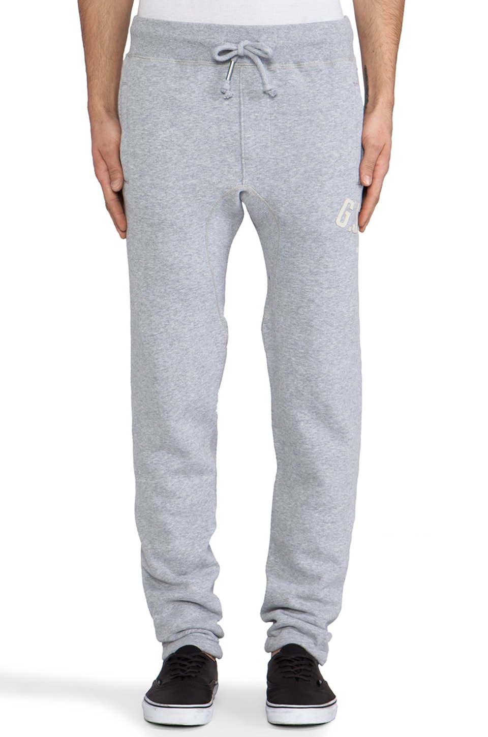 G-Star Rune Sweatpant in Heather Grey