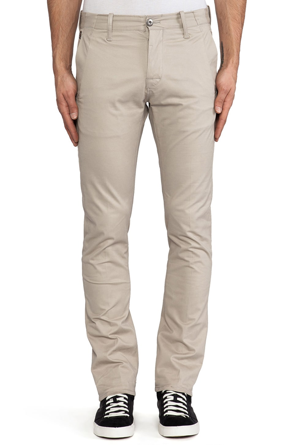 G-Star Correct Bronson Chino in Khaki