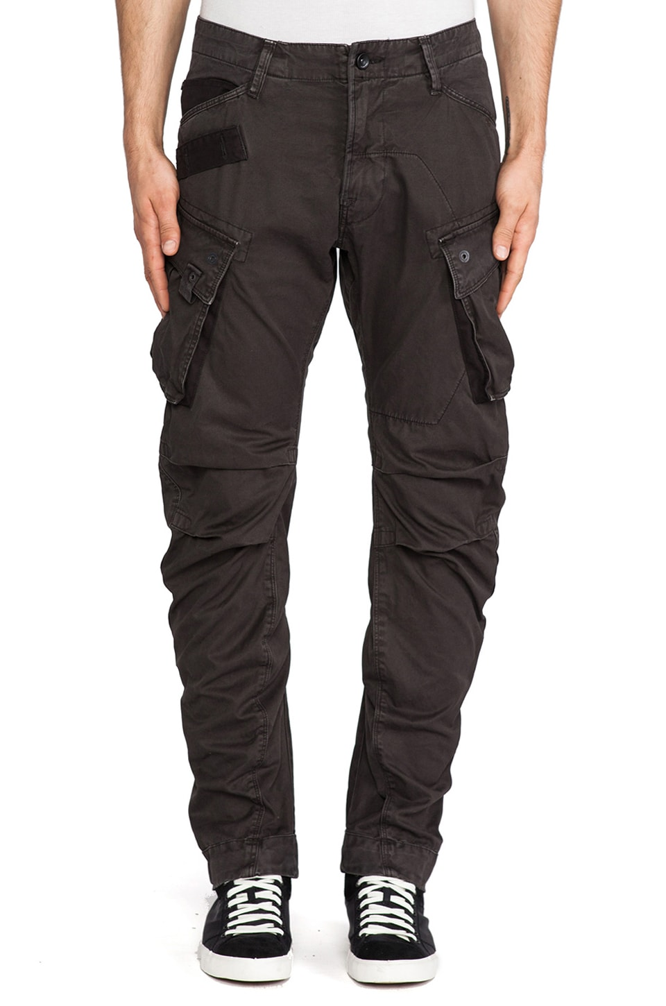 G-Star RCO Rovic 3D Loose Tapered in Raven