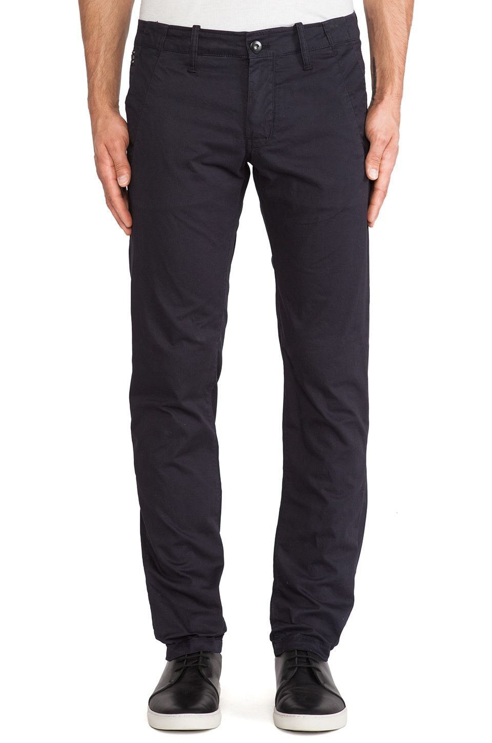 G-Star Correct Bronson Tapered Chino in Mazarine Blue