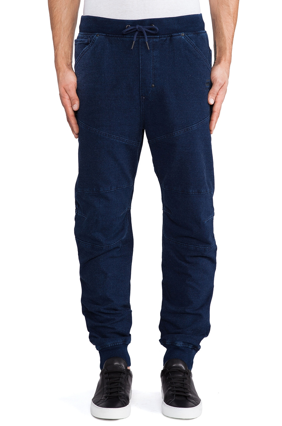 G-Star Kensetsu Sweatpant in Dark Aged
