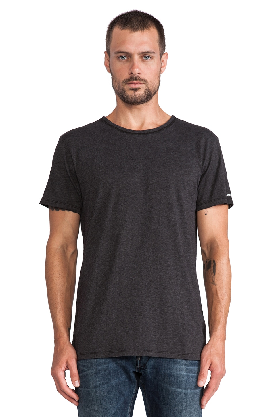 G-Star Relaxed Tee in Black