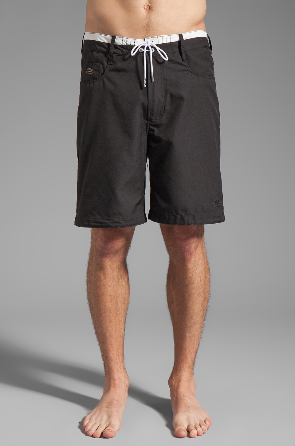 G-Star Iconic Board Short in Black