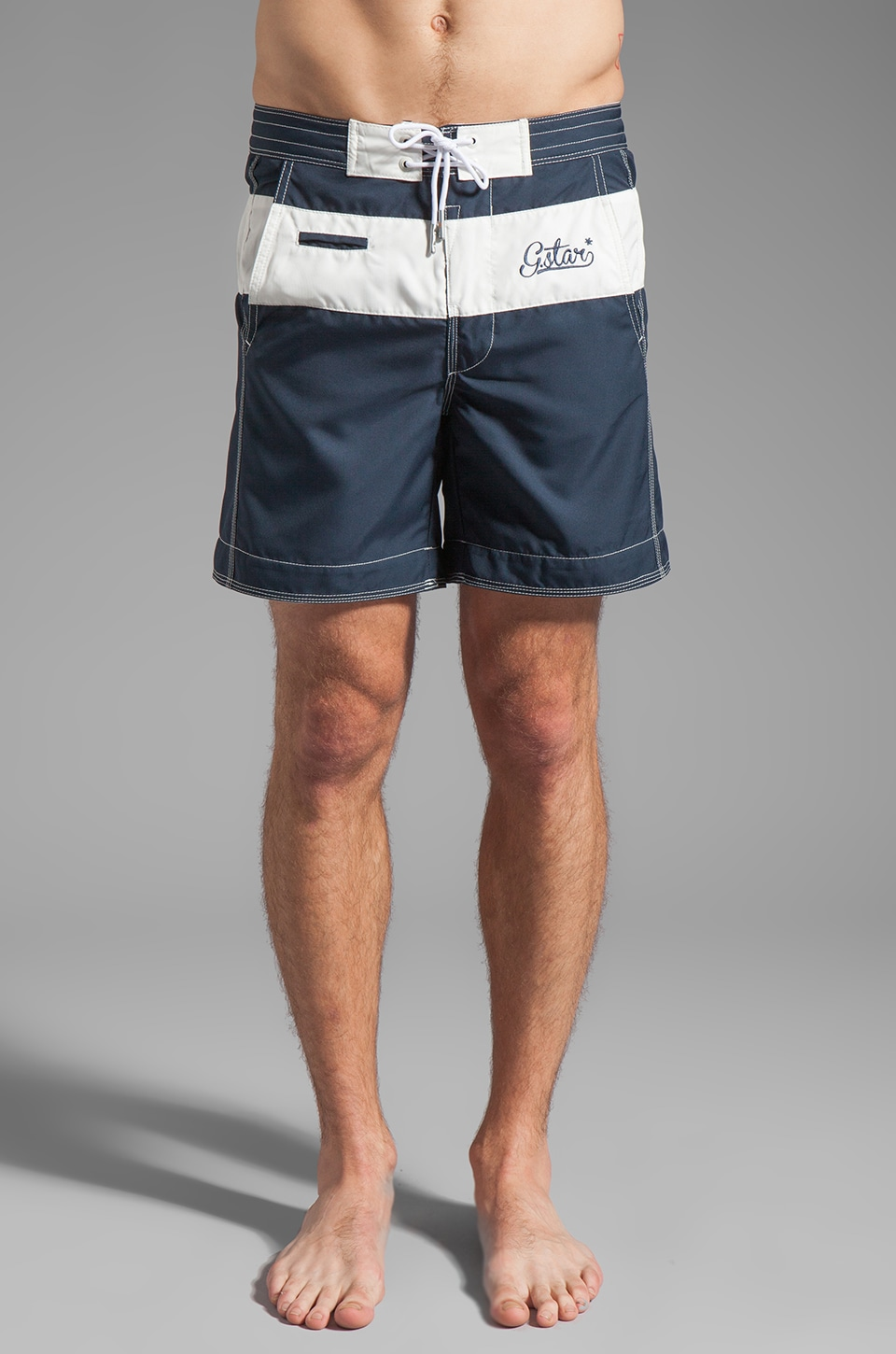 G-Star League Swim Short in Navy