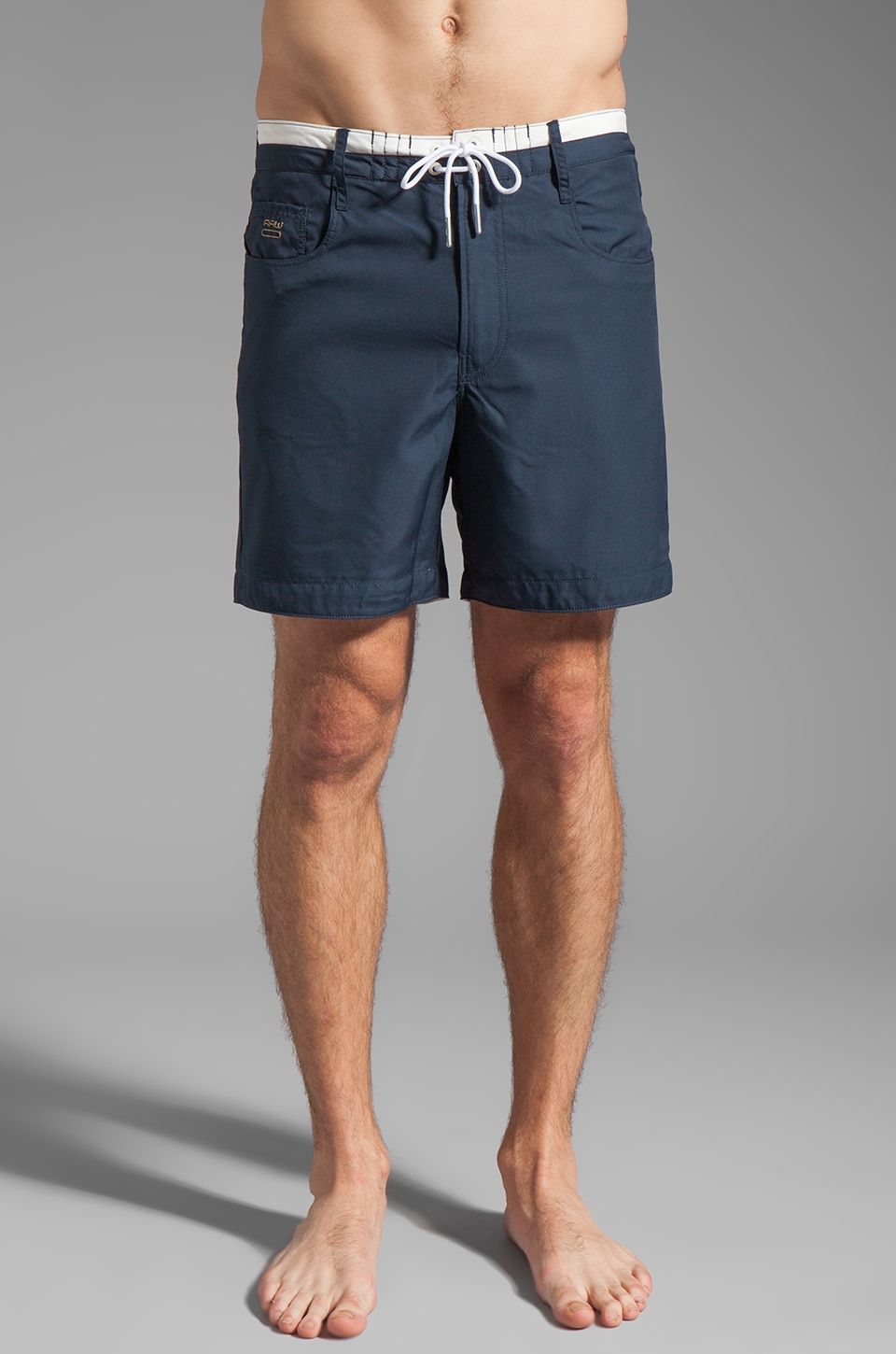 G-Star Iconic Swim Short in Navy