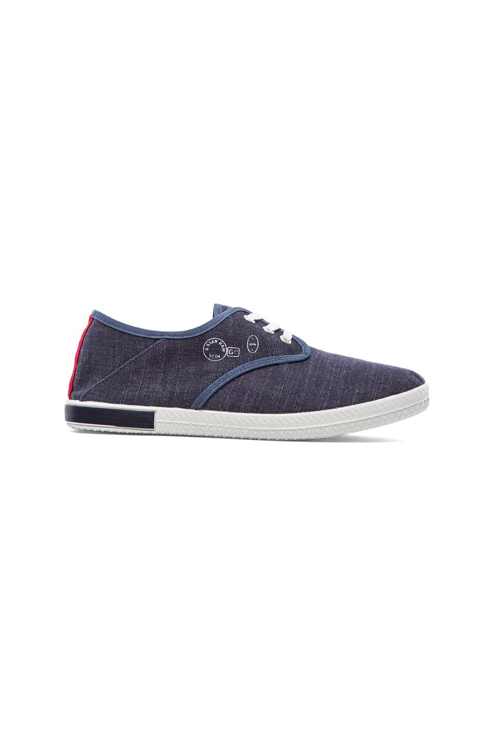 G-Star Cove Sneaker in Heavy Chambrey