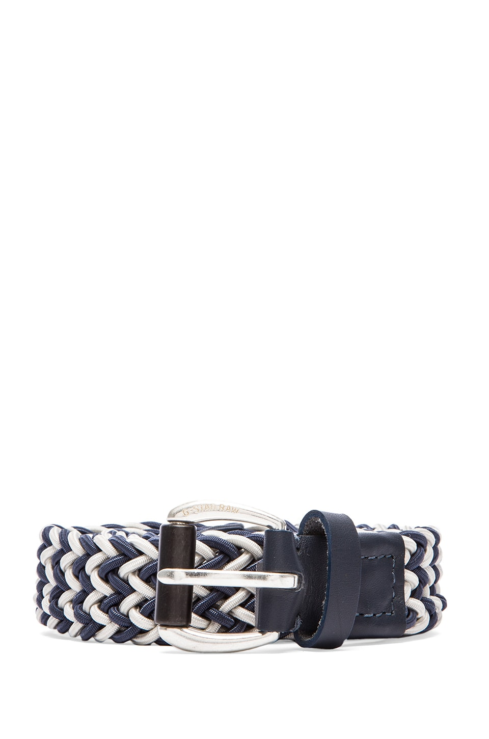 G-Star Claire Belt in Fantem Blue