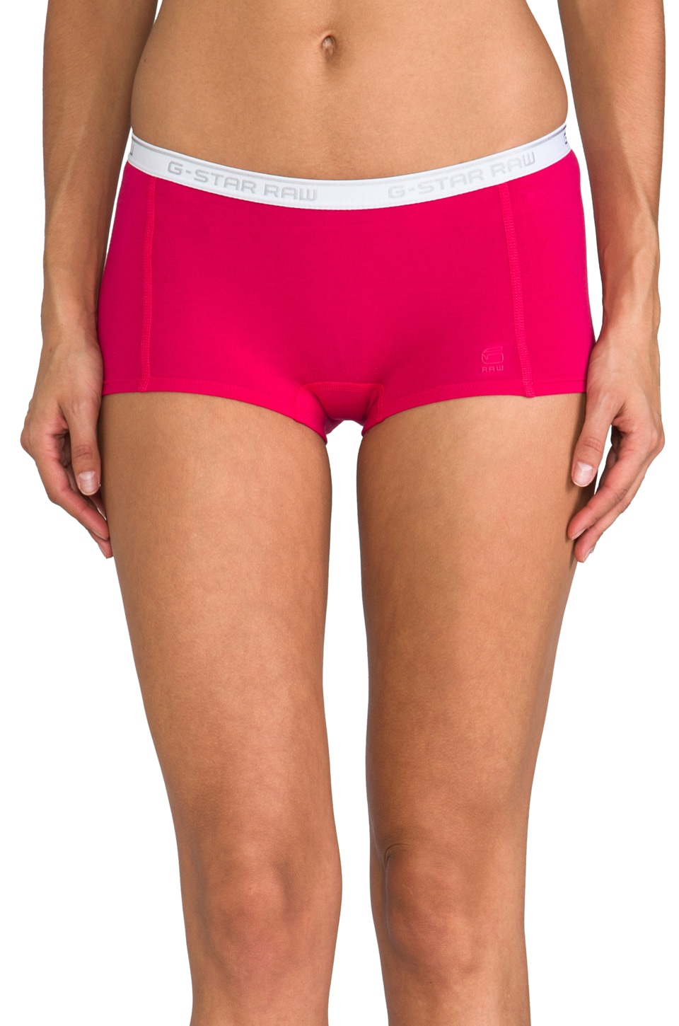 G-Star Sport Brief in Magenta