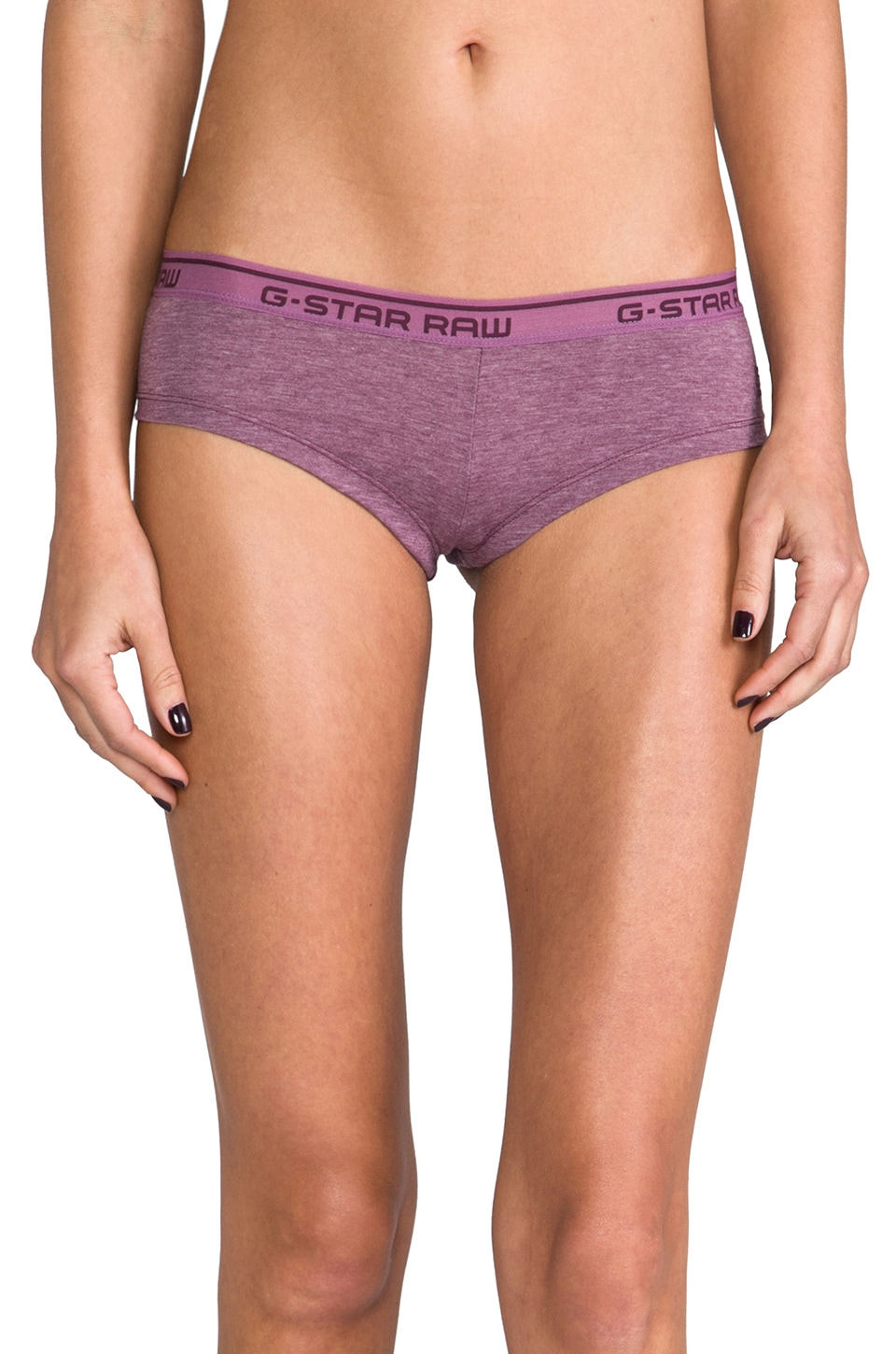 G-Star Hipster Underwear in Bruise