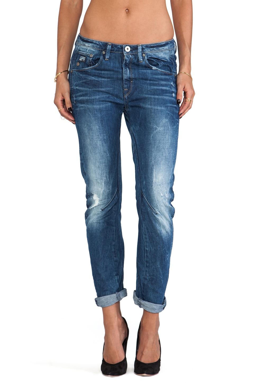 G-Star Arc 3D Tapered Jeans Watton Medium Aged