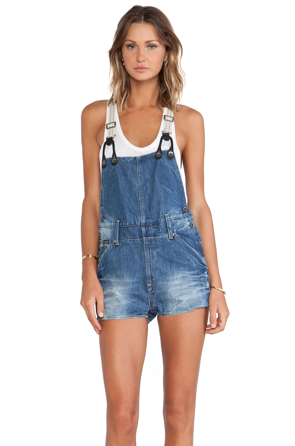 G-Star Salopette Overalls in Waton
