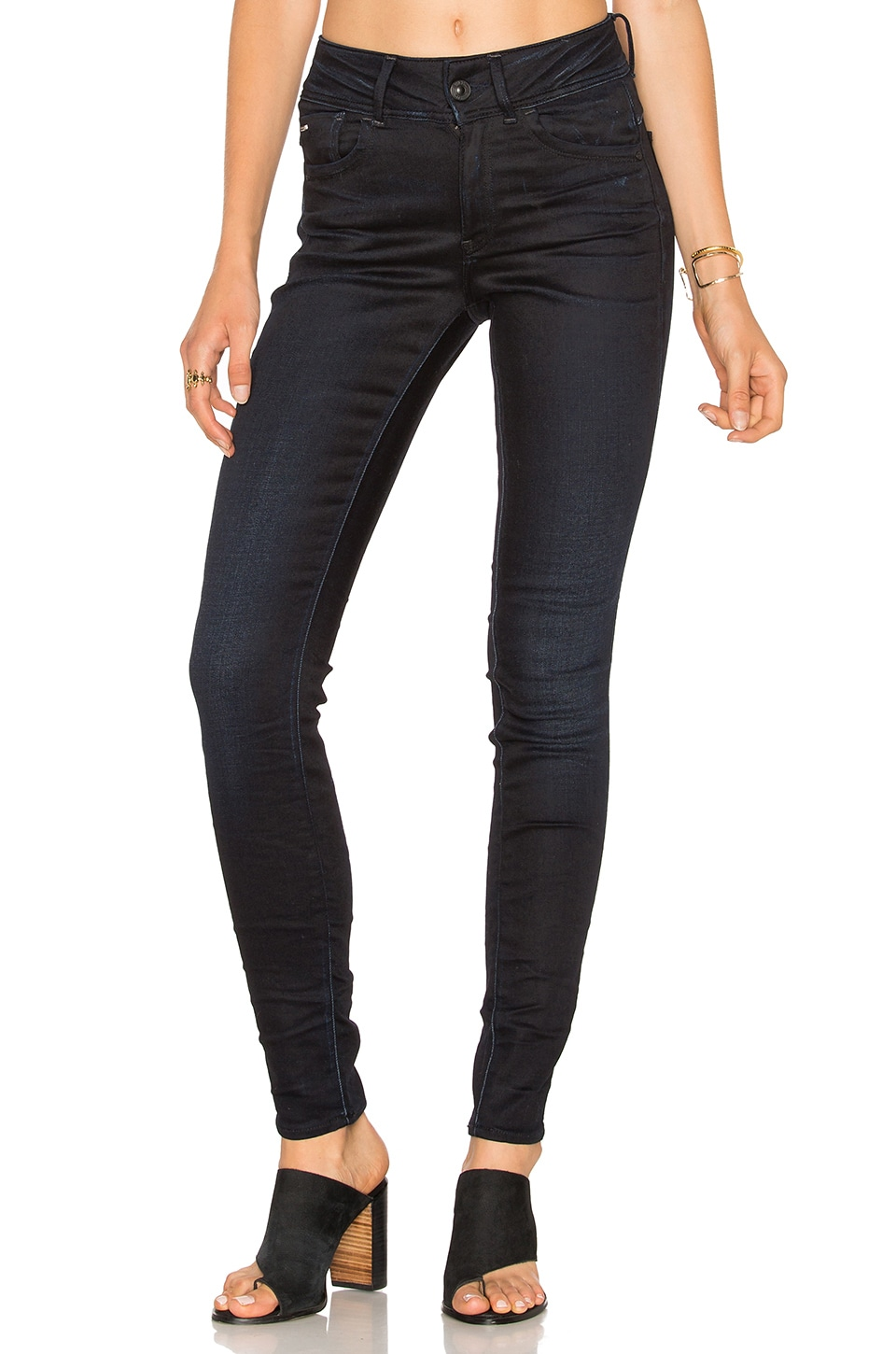 Lynn High Rise Skinny by G-Star