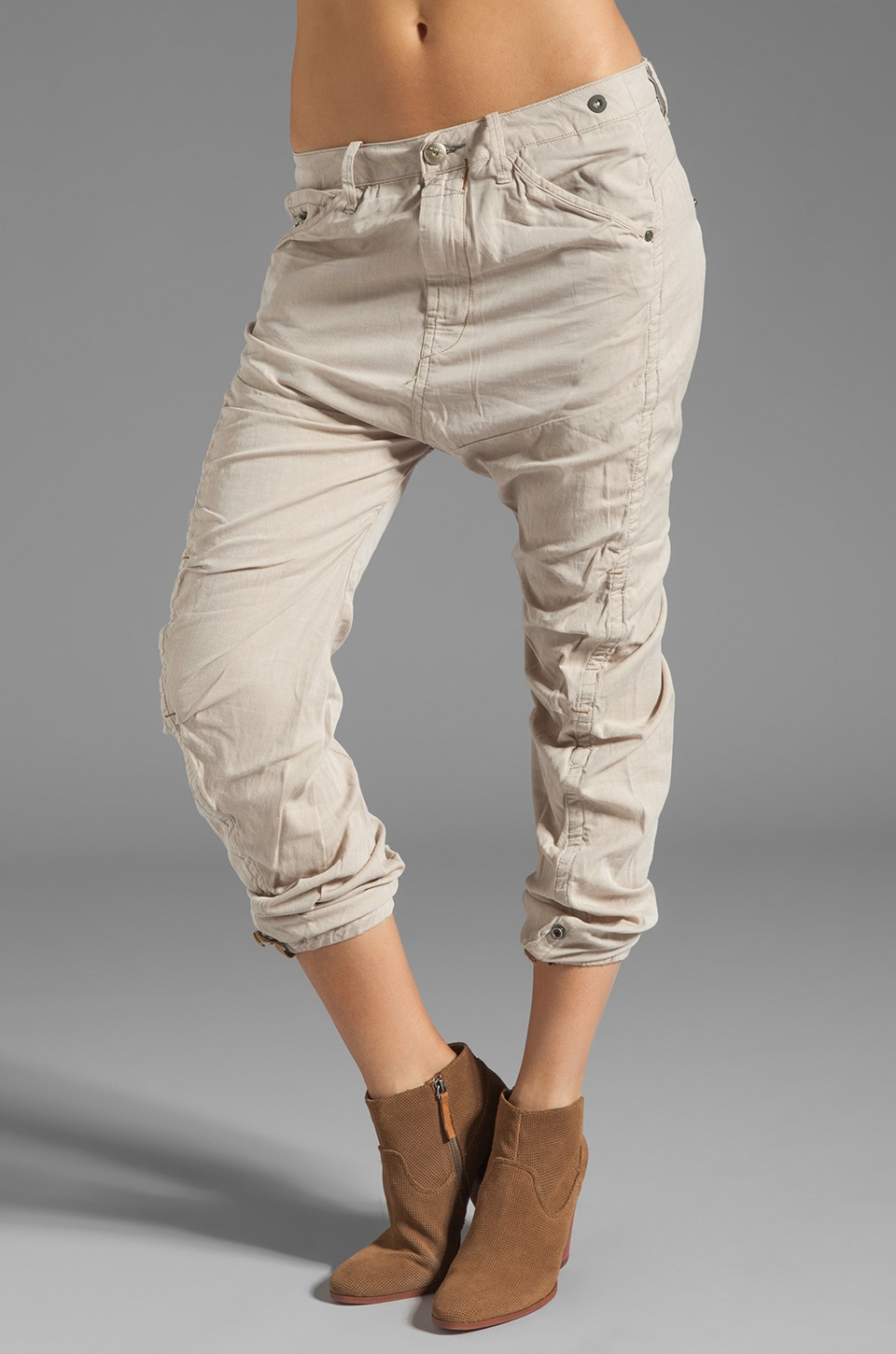 G-Star Trooper X-Loose Tapered Pant in Sack