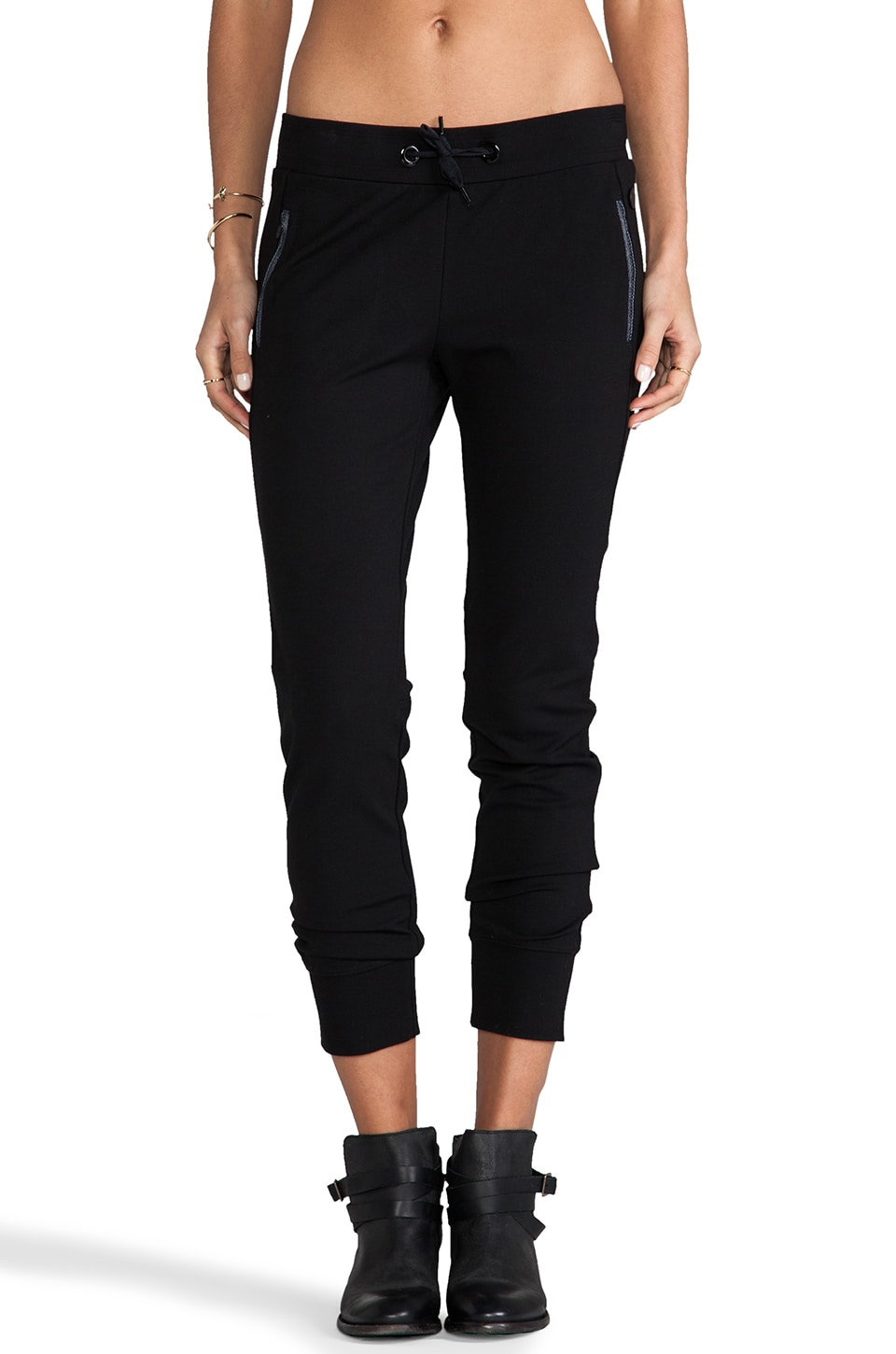 G-Star Yard Slim Pant in Black