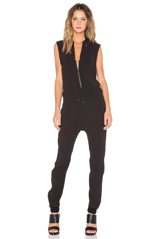 5e793d67f9bc Full Product View. G-Star Tatum 3D Tapered Jumpsuit in Black