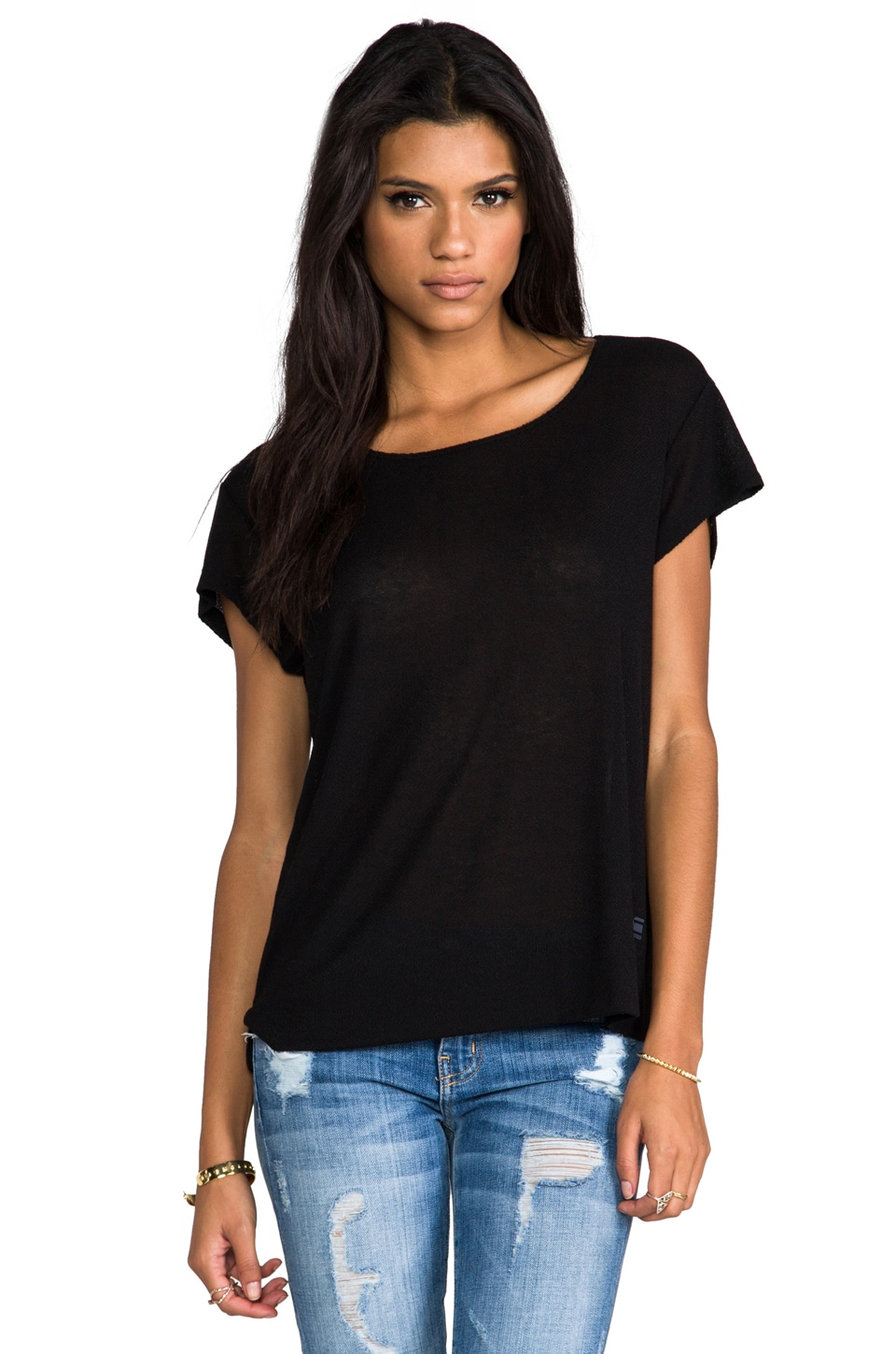 G-Star Sela R Tee in Black