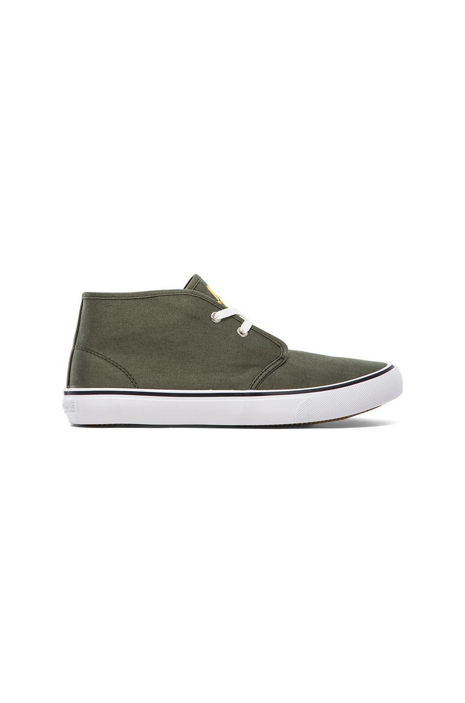 Generic Surplus McNairy in Military Green Twill