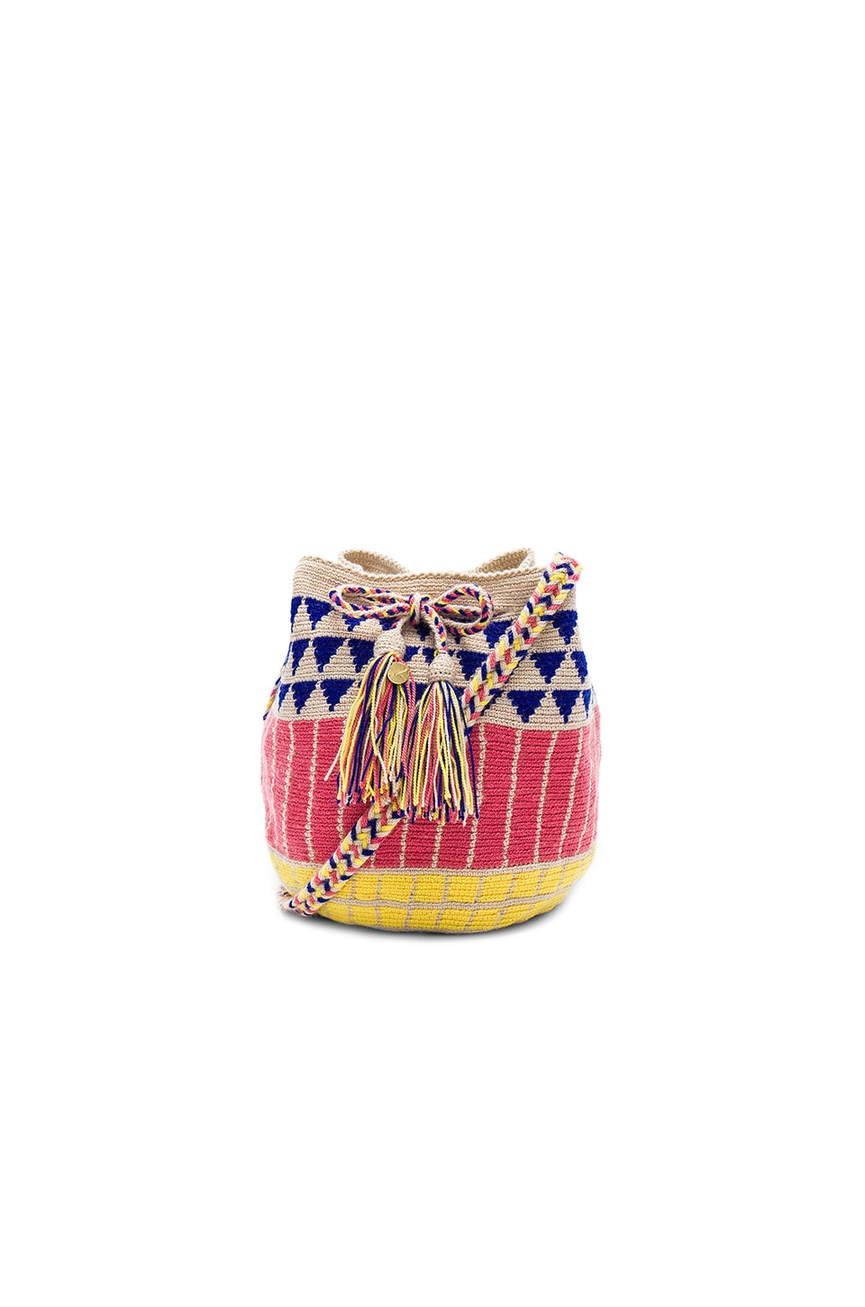 Wayuu Medium Bucket by Guanabana