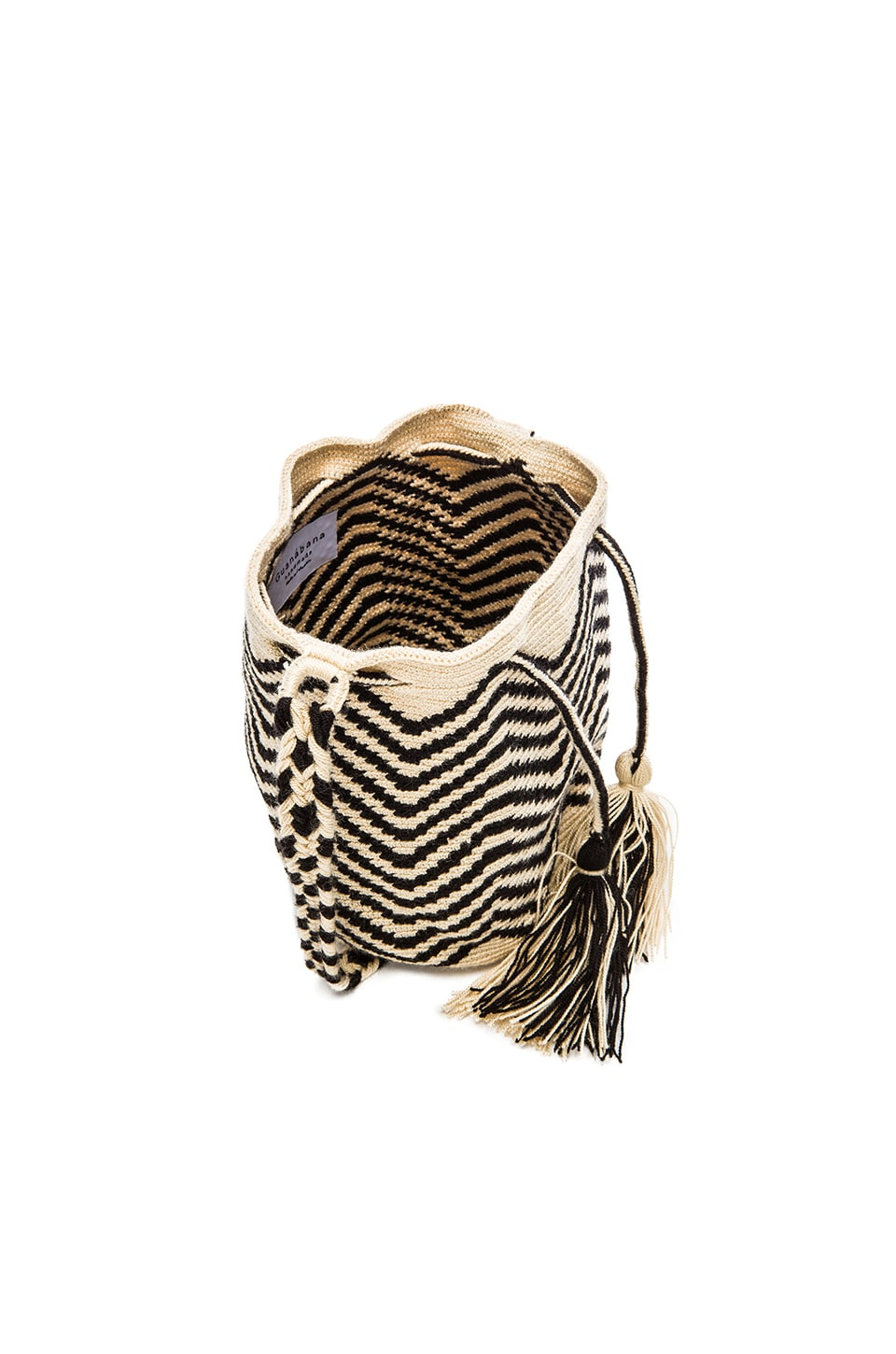 GUANABANA Medium Bucket Crossbody