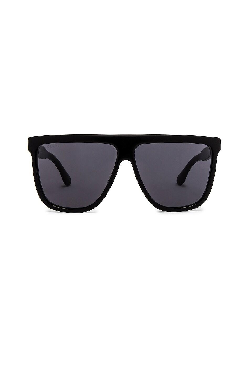 Gucci LUNETTES DE SOLEIL FLAT TOP