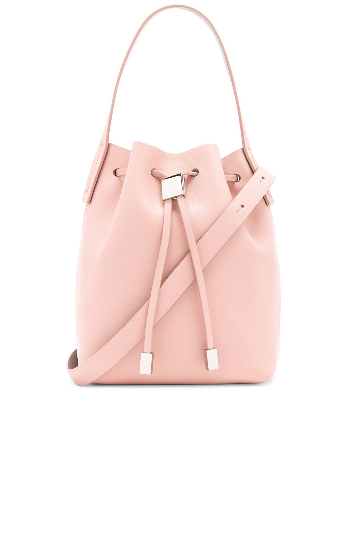 Gvyn Yuri 2.0 Bucket Bag in Rose