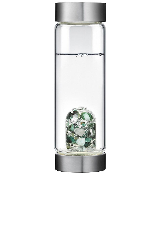 GEM-WATER Vitajuwel Vitality Water Bottle in Green