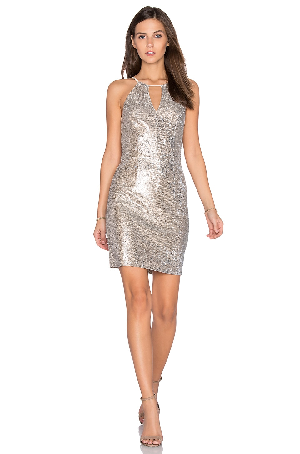 Taylor Sequin Dress by Greylin