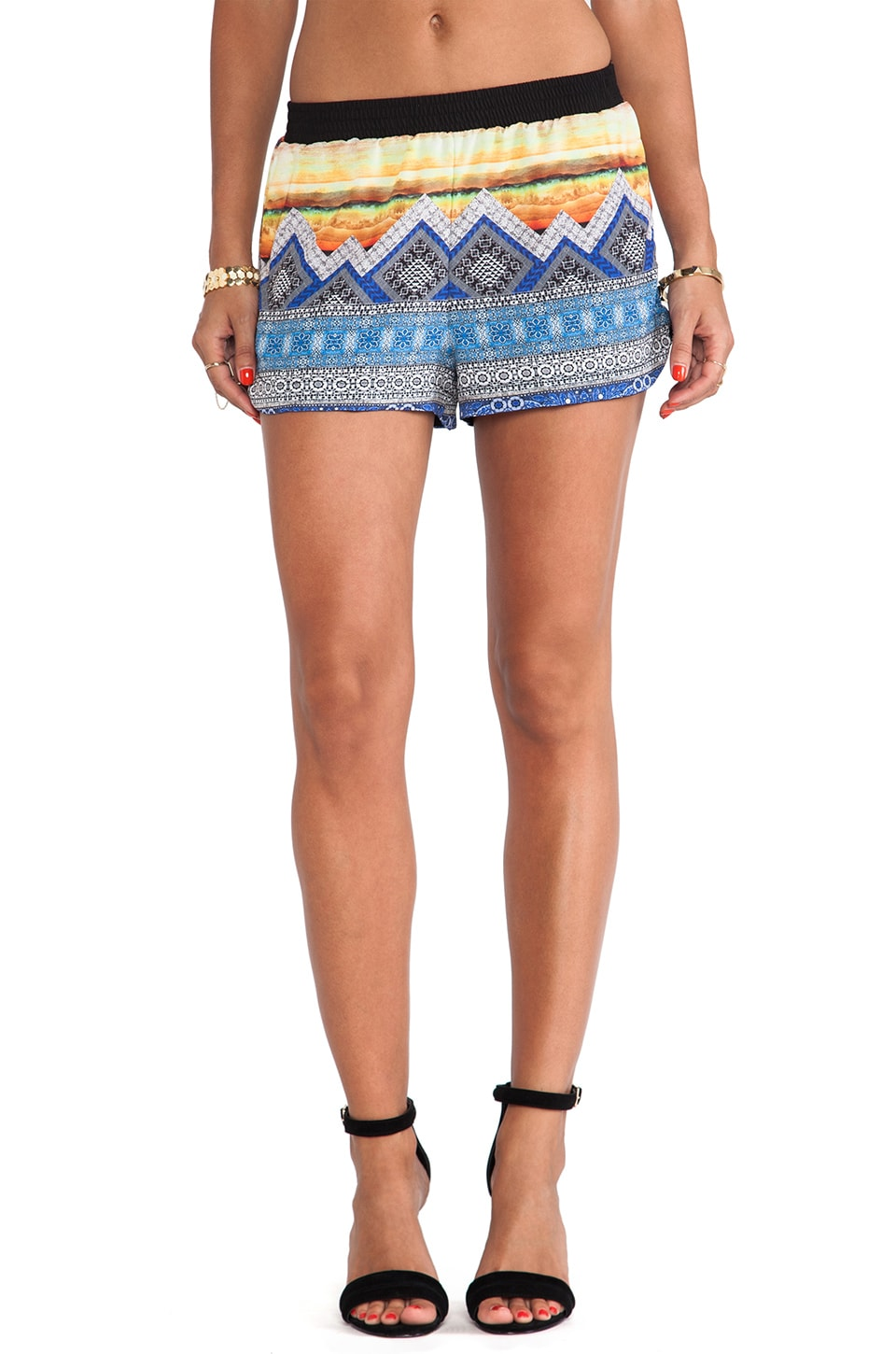 Greylin Desert Sky Shorts in Sunrise