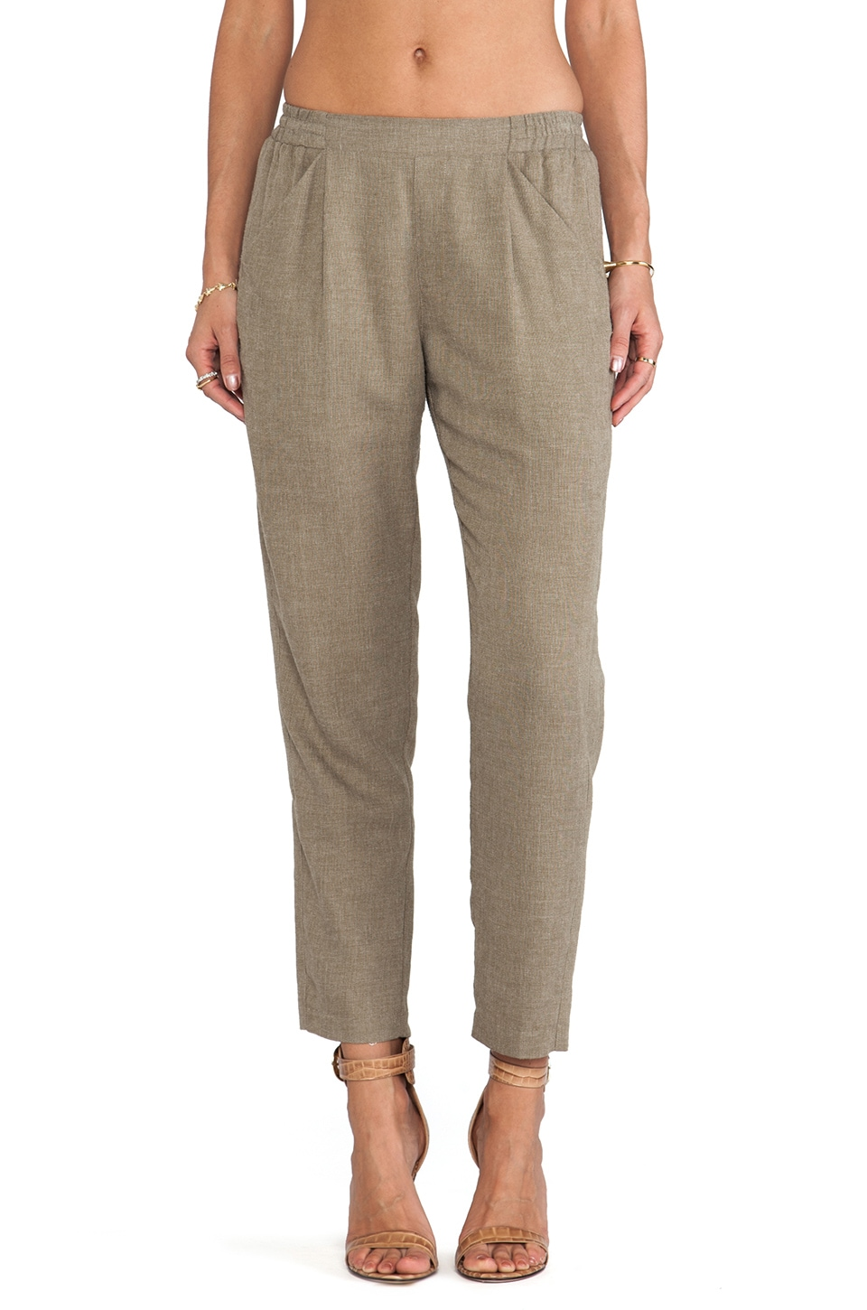 Greylin Cecil Pants in Olive