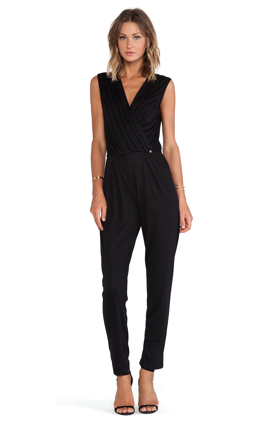 Greylin Marcia Jumpsuit in Black