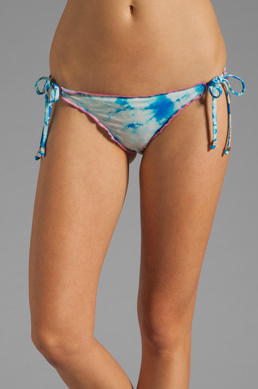 Gypsy 05 Grace Swimsuit Tie Bottom in Iceberg