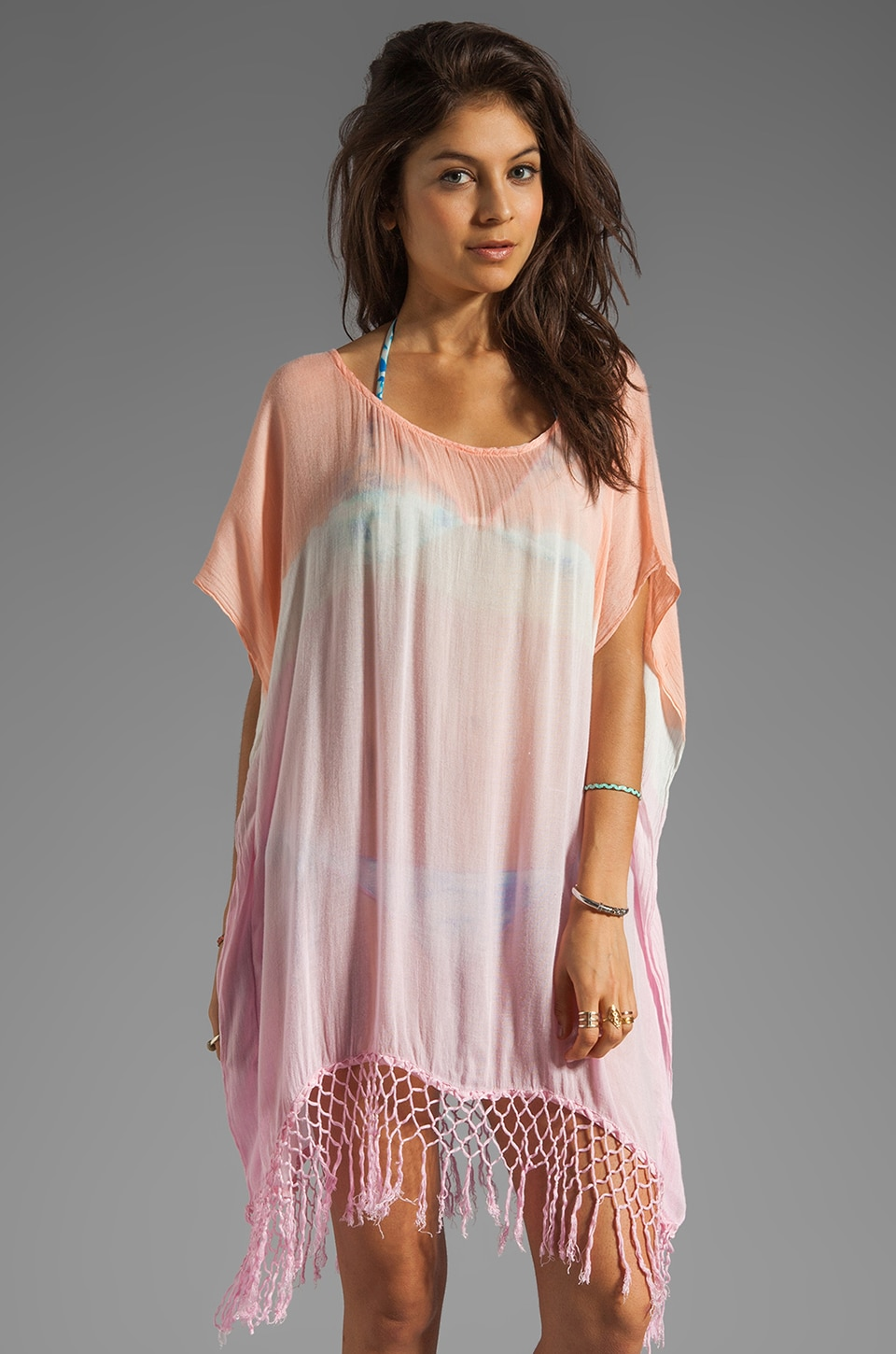 Gypsy 05 Swimsuit Cover Up in Sunrise