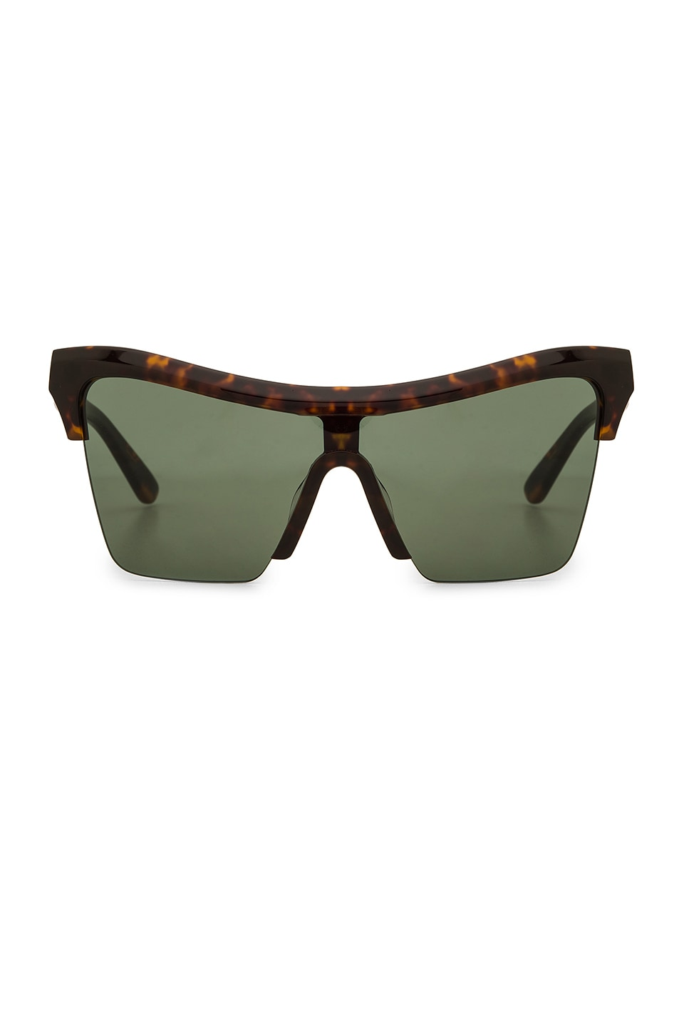 Hadid Eyewear Passport Control in Tortoise