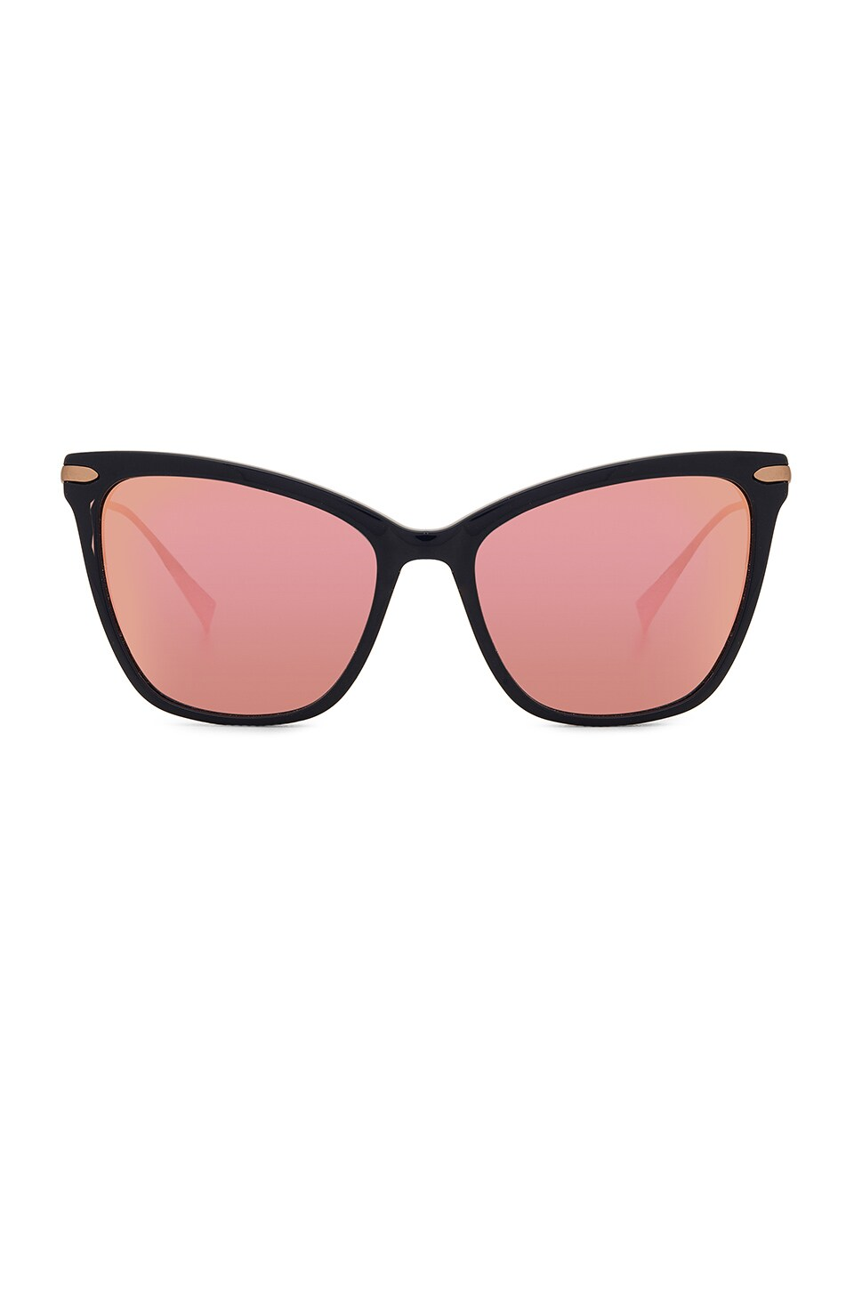 Hadid Eyewear Jet Setter in Navy & Rose Gold