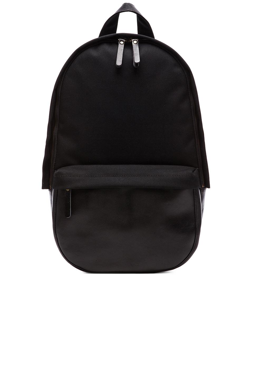 Haerfest Capsule Backpack in Black