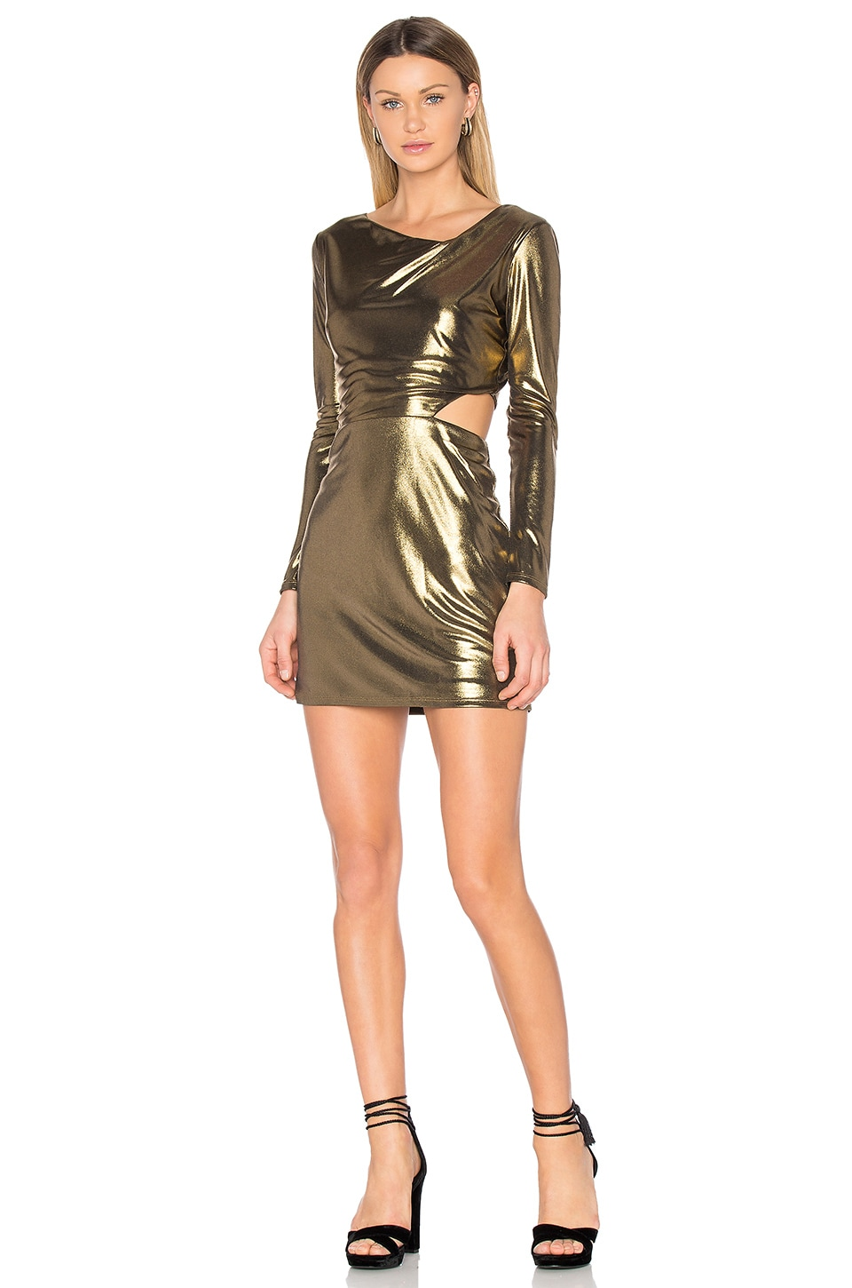Cut Out Dress by Halston Heritage
