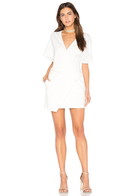 Wrap Dress by Halston Heritage