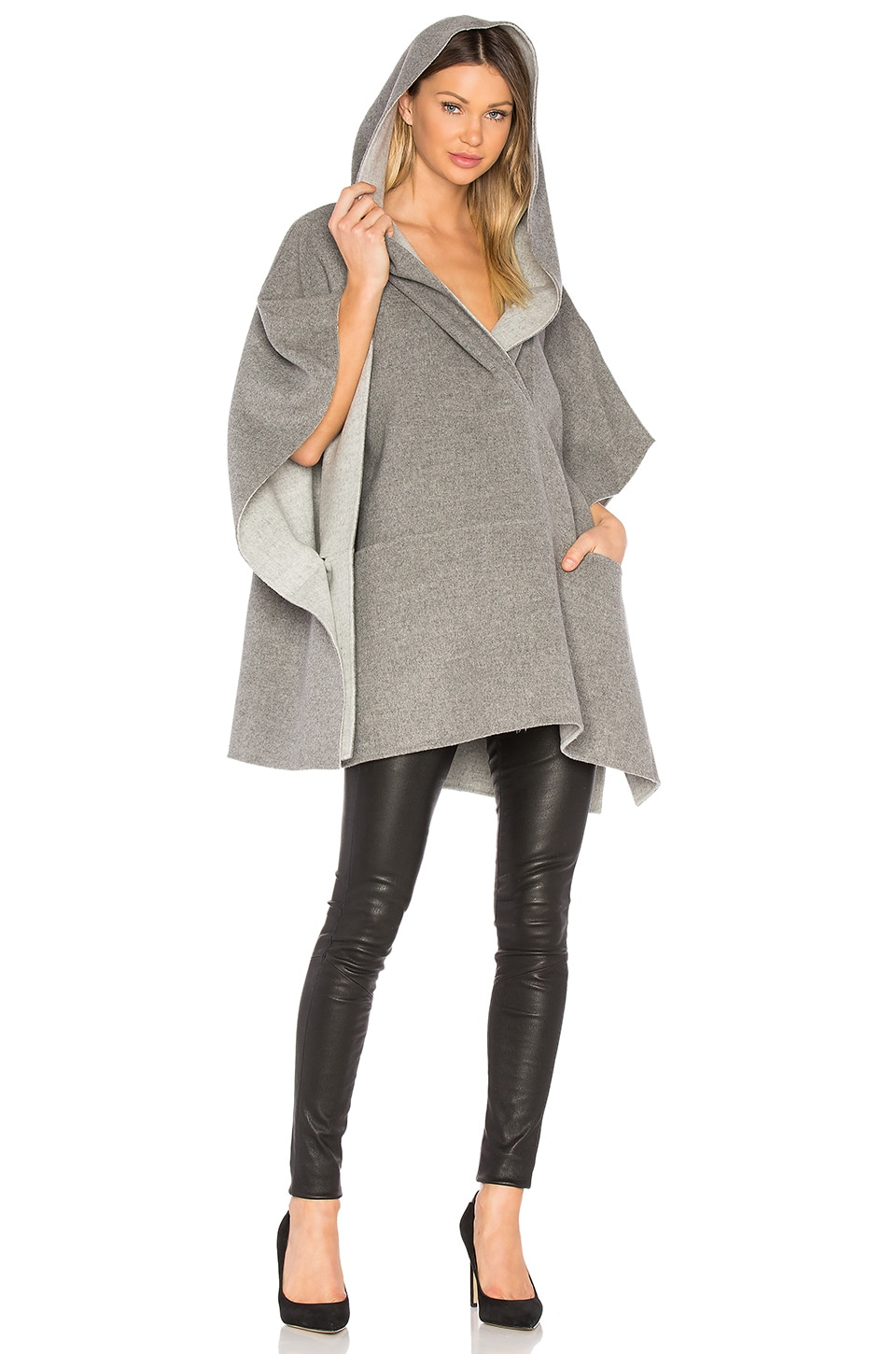 Poncho by Halston Heritage