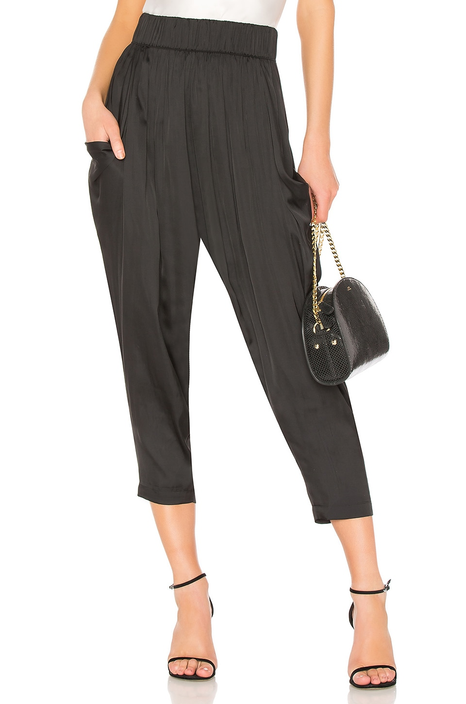 Flowy Ruched Pant