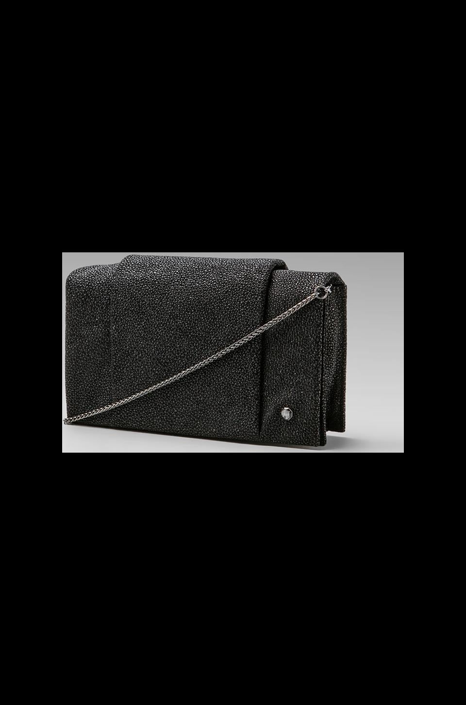 Halston Heritage Convertible Wallet in Black