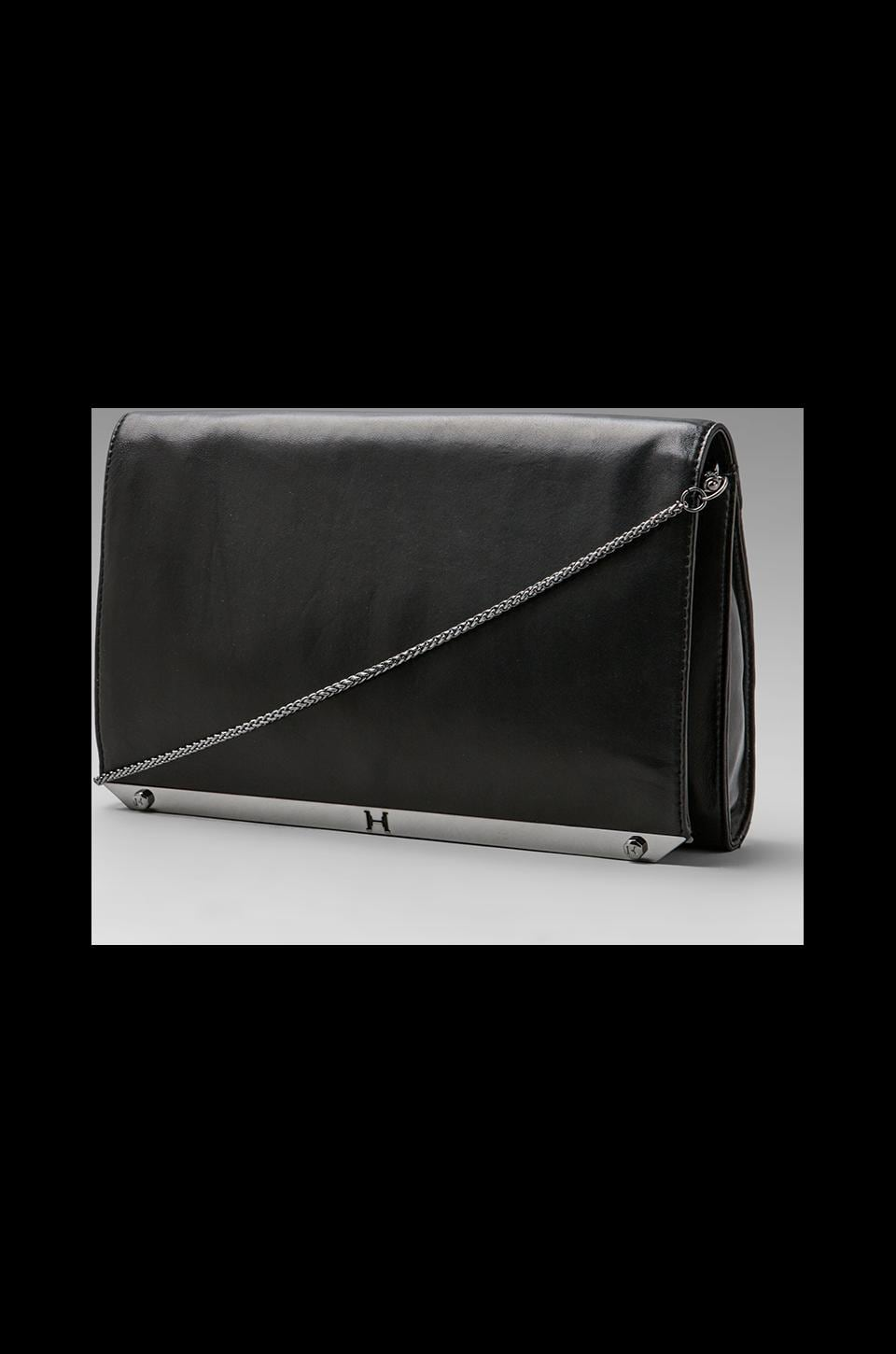 Halston Heritage Executive Shoulder Bag in Black