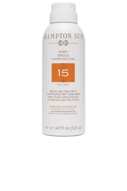 Hampton Sun SPF 15 Continuous Mist