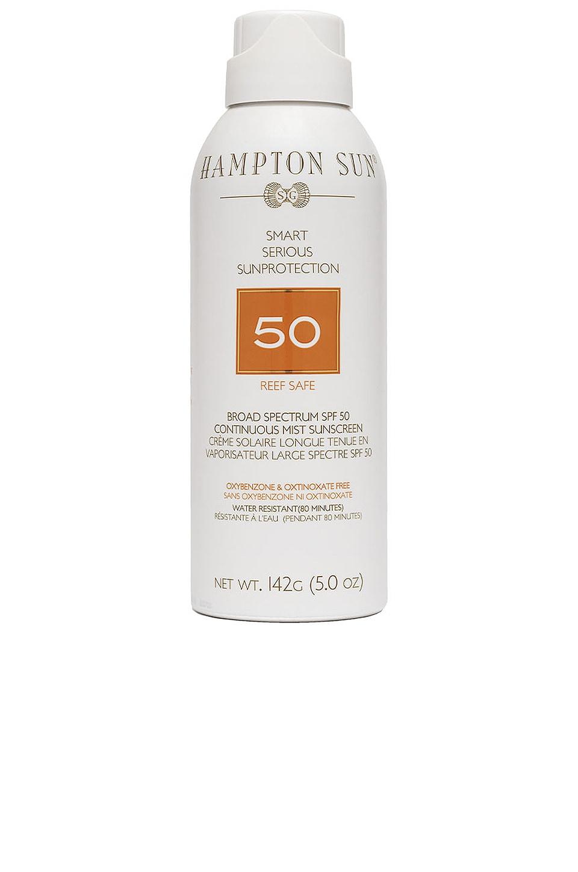 SPF 50 Continuous Mist