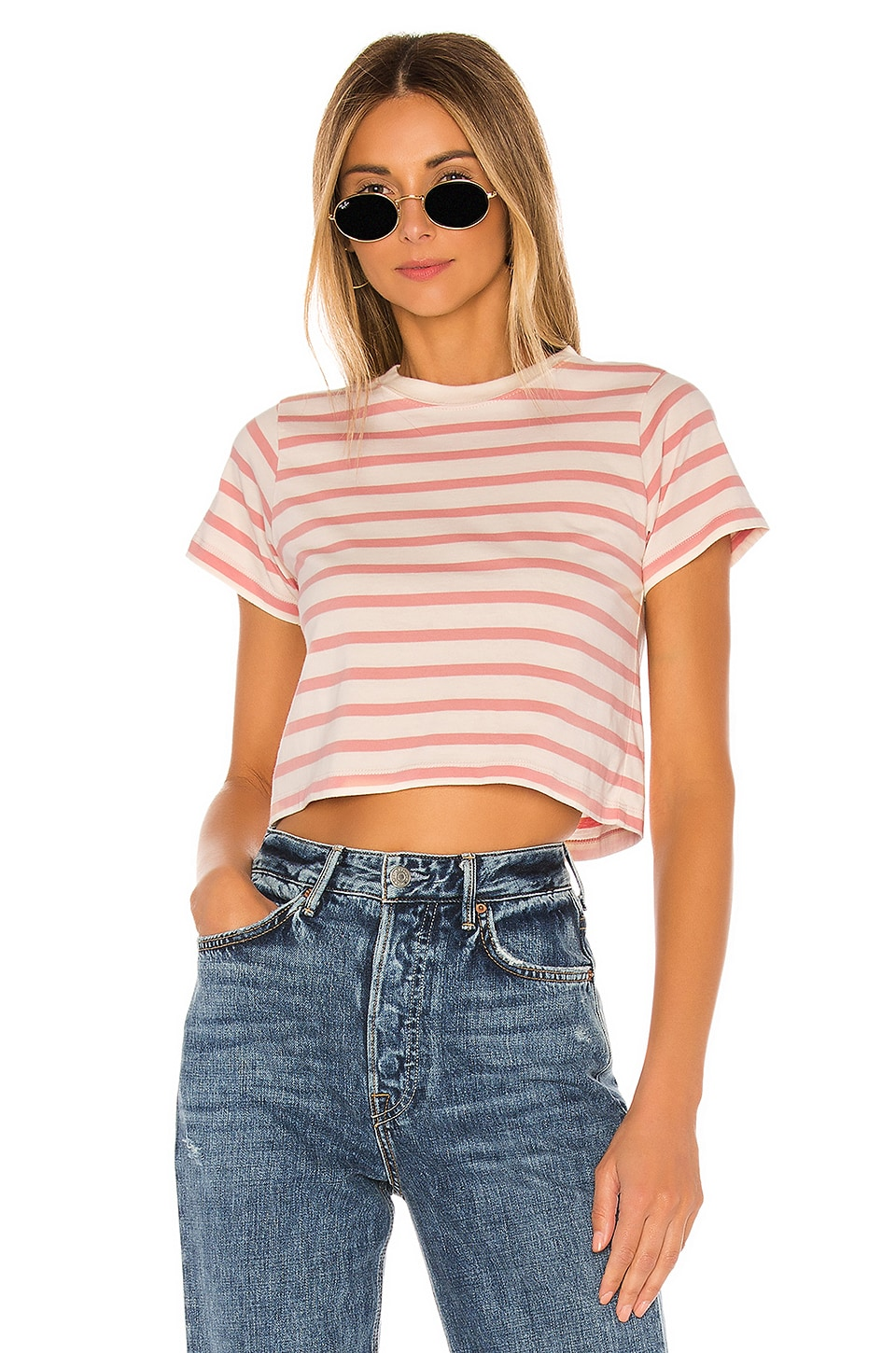 x karla T-SHIRT CROPPED THE BABY